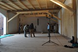 Rytířský sál - natáčení promo